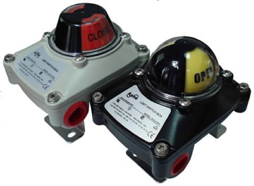 als-200系列阀门限位开关盒/阀位回讯器/阀位信号